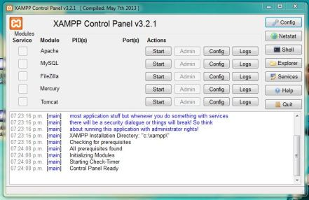 Como restaurar un backup de WordPress y crear una copia local con XAMPP