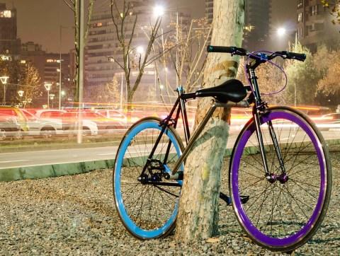 Yerka Project la bicicleta imposible de robar