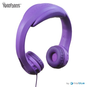 HeadFoams los audífonos para niños