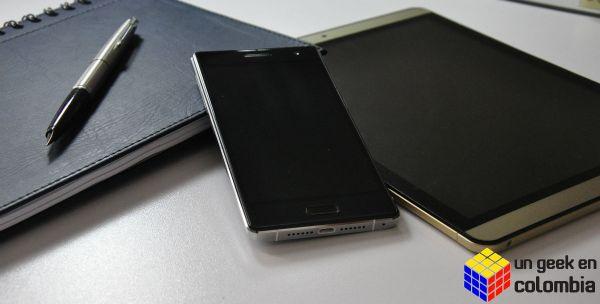 Bluboo Xtouch un celular poderoso y económico; review y experiencia de uso
