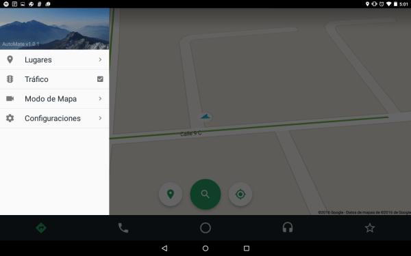 Coloca Android Auto en tu Tablet o Smartphone con AutoMate y dale vida a tu carro