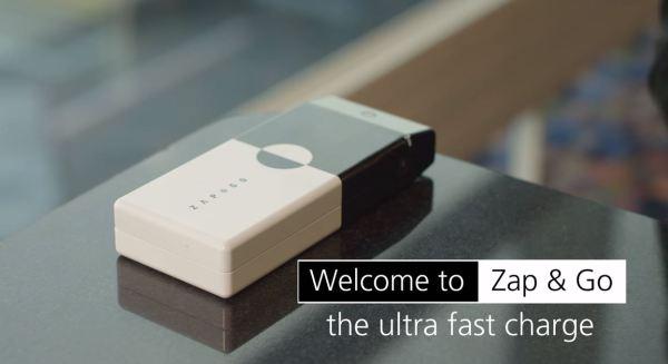 Zap and Go una batería de grafeno que se carga en solo 5 minutos