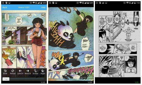 5 excelentes aplicaciones para leer manga en Android e iOS