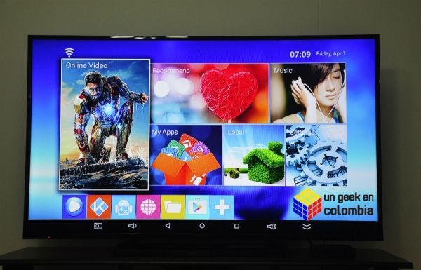 Review y experiencia de uso Mini M8S TV Box Android