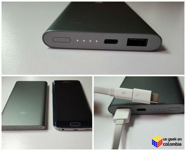 Dale vida a tus gadgets con el Power Bank Xiaomi Mi Pro 10000mAh y el Mindzo W07 Qi Wireless Charger