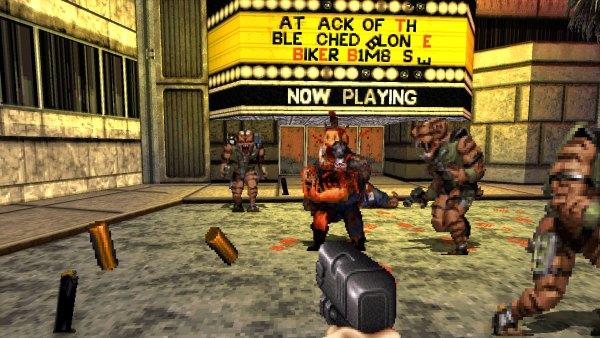 Duke Nukem 3D celebra su 20 aniversario con un espectacular remake llamado Duke Nukem 3D World Tour