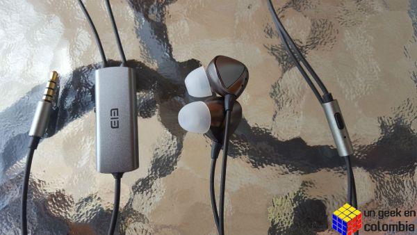 Elephone ELE Whisper, noise cancelling y audio de alta calidad a precio cómodo