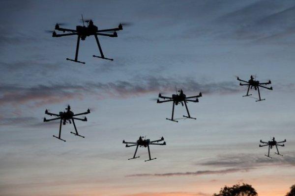 Apple planea crear un ejército de drones para superar los mapas de Google