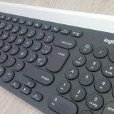 Review y experiencia de uso del Logitech K780, un teclado inalámbrico que puede controlar hasta tres dispositivos al mismo tiempo
