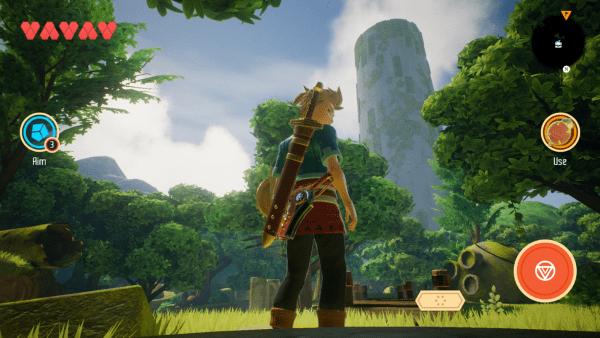Así es el primer GamePlay de Oceanhorn 2, el clon de Zelda para móviles que ha sabido ganarse su nombre