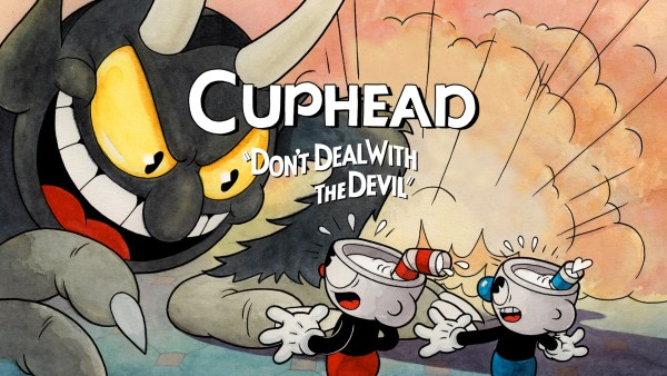 Cuphead, las caricaturas de los años 30 regresan para patearte el trasero