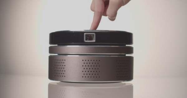 N-Tech un proyector portátil en 4K que si se puede comprar