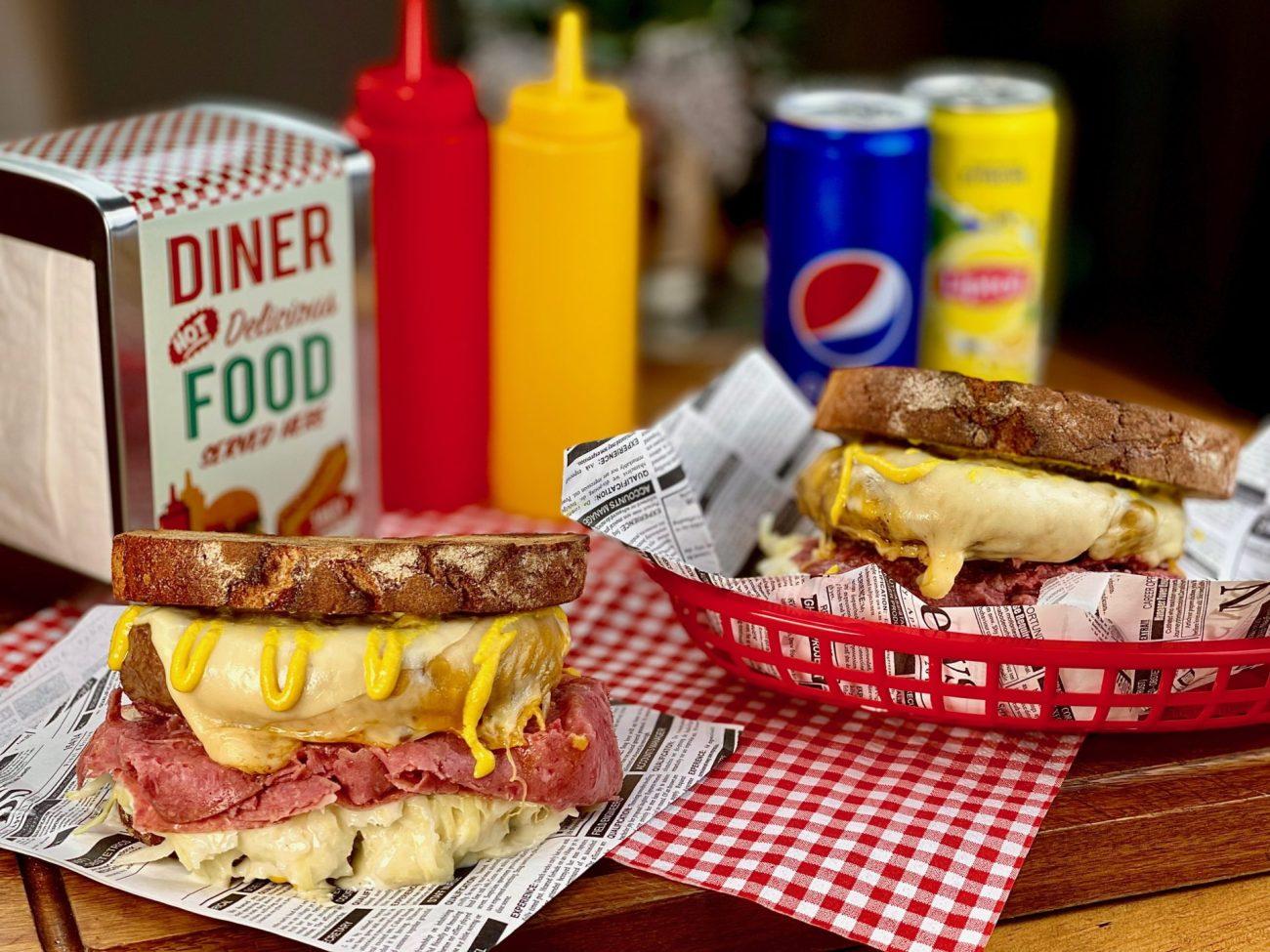 East Coast Deli Burger