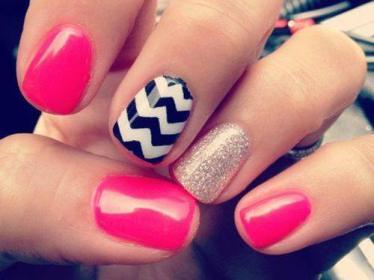 nail-art-oro