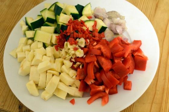 Bruk litt fantasi når du kjøper grønnsaker, ikke bruk gamle vaner.