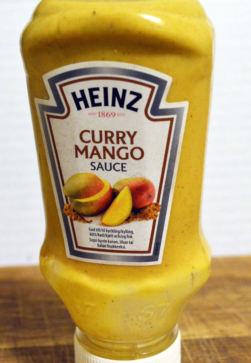 Heinz Curry Mango