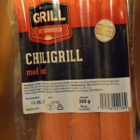 Kløver Chiligrill med ost