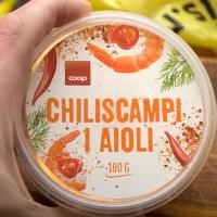 Coop Chiliscampi i Aioli