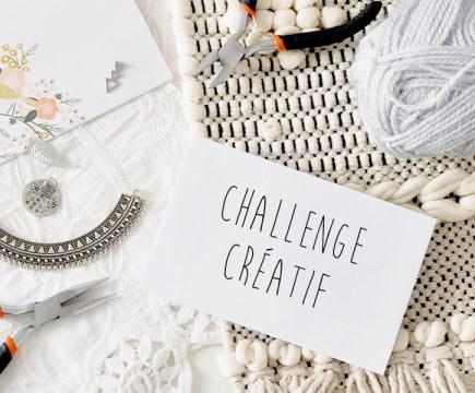 """Challenge créatif : """"Vie de bohème"""" - septembre 2019 - Un Grand Marché"""
