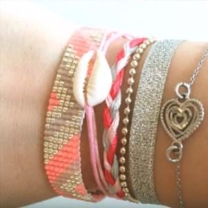 Tuto bracelet perles miyuki - Un Grand Marché