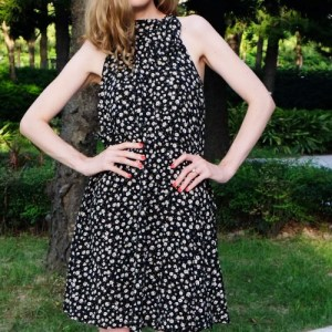 Transformer une jupe longue en robe : upcycling - Un grand marché