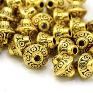 perles dorées - Un Grand Marché