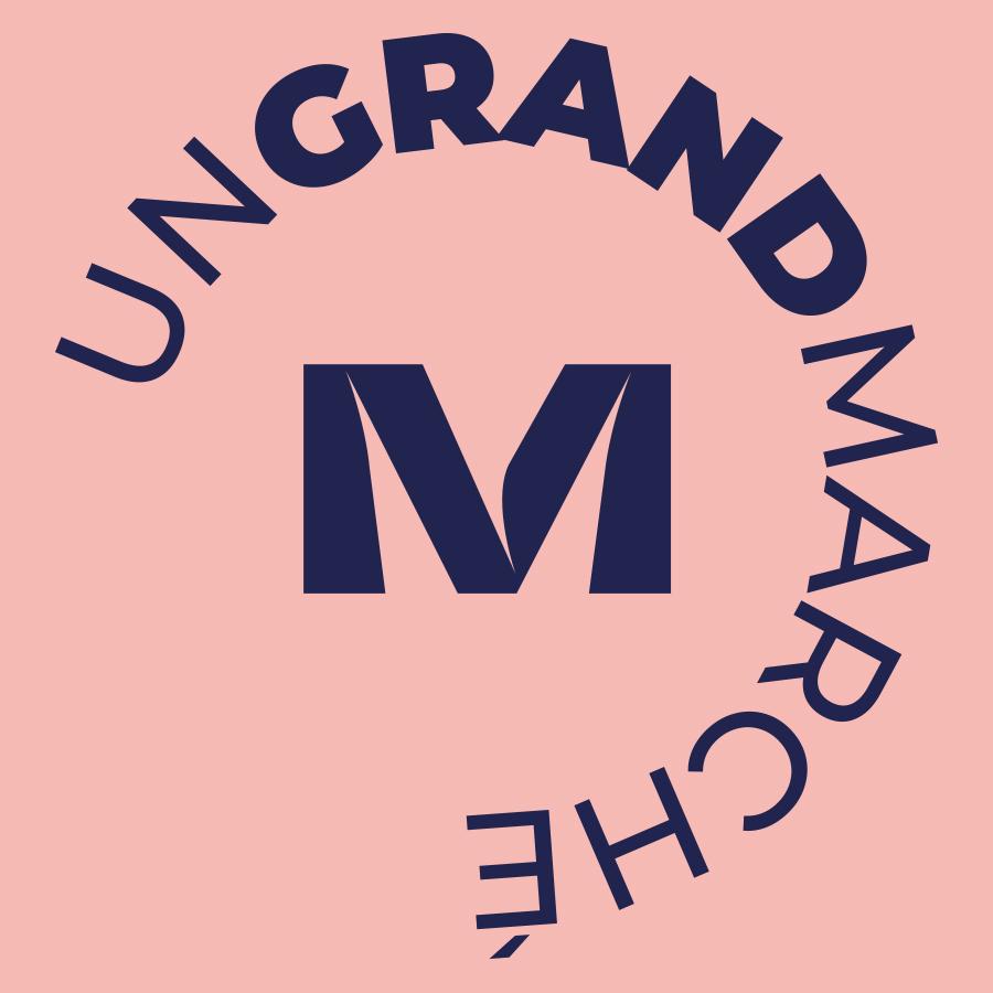 Un Grand Marché - logo, charte graphique, identité visuelle
