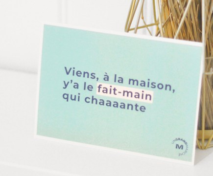 fait-main : artisanat, création, DIY, made in France - Un Grand Marché