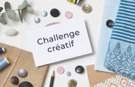 Challenge créatif - Boutons en action - Un Grand Marché