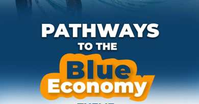Pathways to the Blue Economy – Harnessing Economic Opportunities for Youth through Innovation (Pathways)