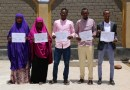 Four start-ups launched in Jubbaland following intensive training of youth in construction skills