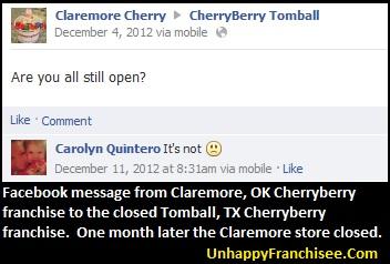 CherryBerry Tomball