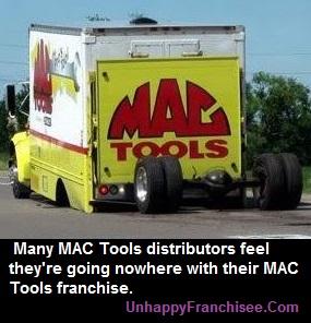 MAC Tools Truck