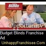 Budget Blinds franchise