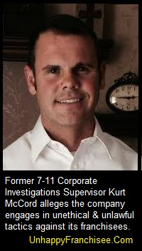 7-Eleven Kurt McCord