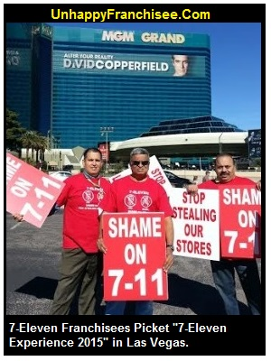 7-Eleven Protest