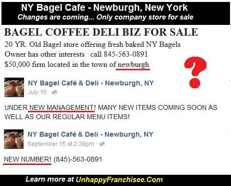 NY Bagel Newburgh