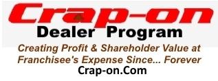 Crap-on Dealers Program