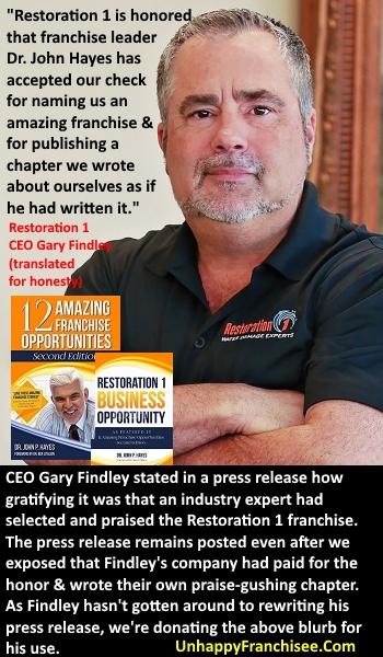 Gary Findley Restoration 1