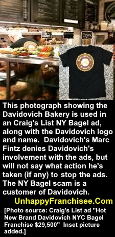 Davidovich Bakery NYC Bagel