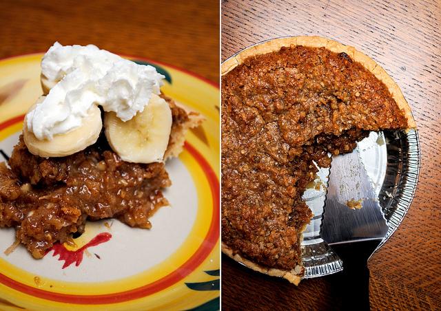 Monte Gaukler's Sawdust Pie
