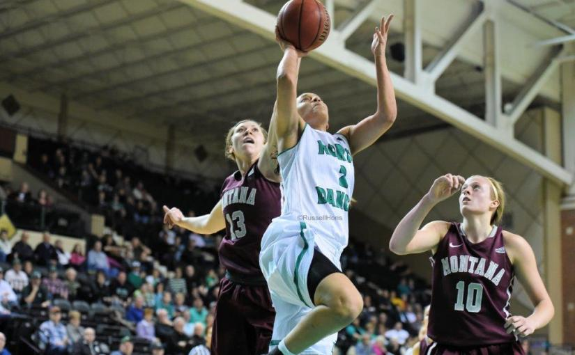 RUSS HONS: Photo Gallery — University of North Dakota Vs. University Of Montana, March 2, 2016