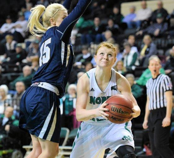 RUSS HONS: Photo Gallery — University of North Dakota Vs. Montana State University, March 4, 2016