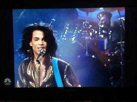 "Prince on ""Saturday Night Live."""