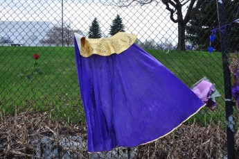 A cape for a Prince.