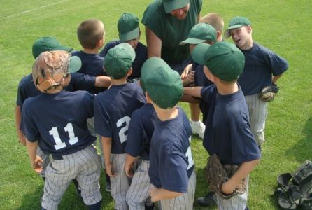 CHUCK SCHUMACHER: Coach Chuck — The Purpose of Youth Sports: It's All About Perspective