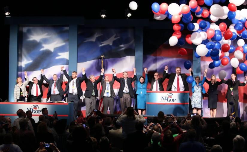 TOM DAVIES: The Verdict — Republican Candidates Dump Credibility For Trump