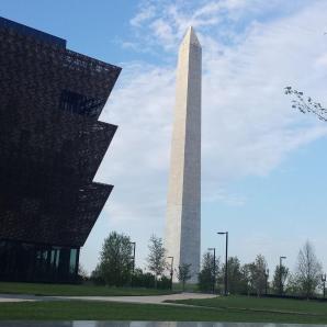 May 13: The Washington Monument.