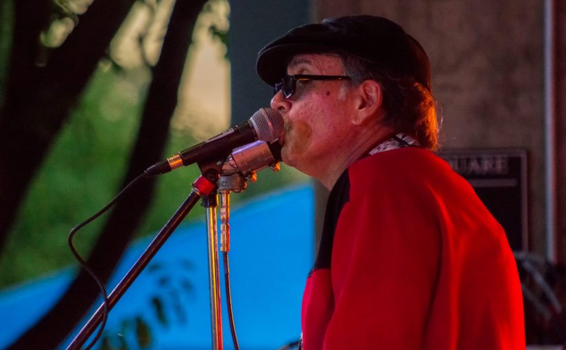 MICHAEL BOGERT: Photo Gallery — Blues On The Red, August 27, 2016