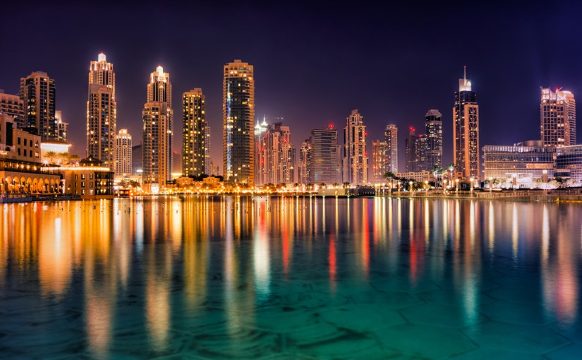 CHRIS ALLEN: Dubai Journal — What Is Dubai?